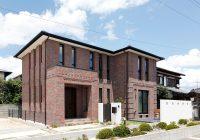 本煉瓦の家 施工例
